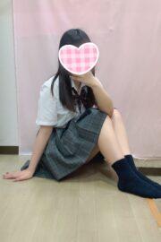 4/1体験入店初日ゆみ(JK上がりたて)